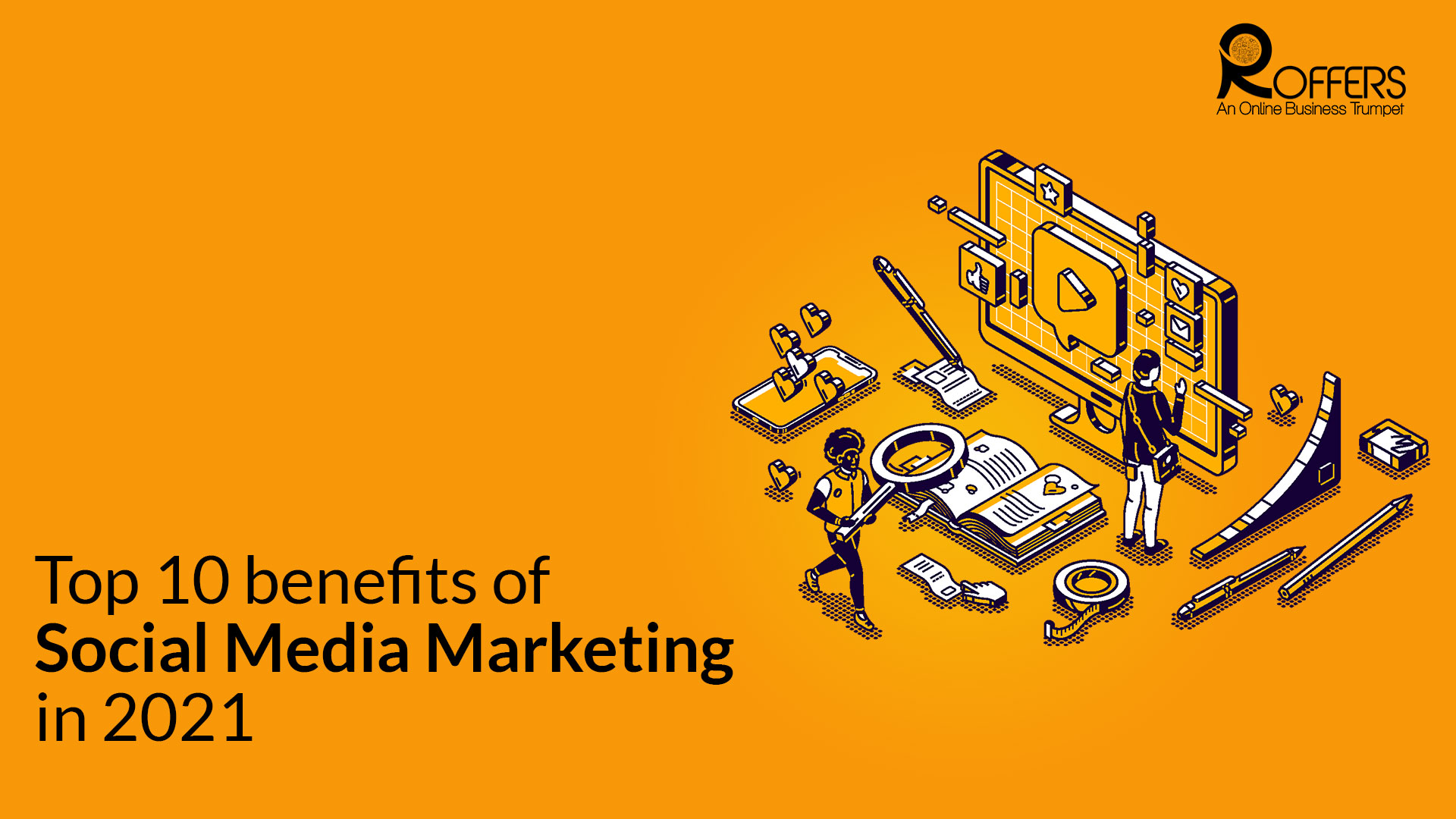 benefits of social media marketing in 2021